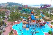 Đến công viên nước Typhoon Water Park tránh nóng