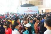 Công ty Qui Phúc đồng hành hiến máu xuyên Việt