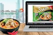 Ra mắt mì lẩu nấm chua cay đầu tiên tại Việt Nam