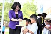 46.500 ly sữa đến với trẻ em tỉnh Quảng Nam