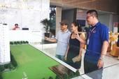 Khách hàng tham gia giám sát công trình Him Lam Phú An