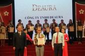 DeAura đạt chứng nhận top 10 sản phẩm chất lượng cao