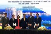 Sun Group lựa chọn JLL quản lý tổ hợp 5 sao