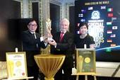 Công bố giải thưởng thương hiệu xuất sắc toàn cầu VN