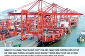 4 công trình 'thay da đổi thịt' đất cảng Hải Phòng