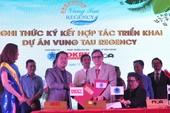 Công bố dự án du lịch nghỉ dưỡng 5 sao Vũng Tàu Regency