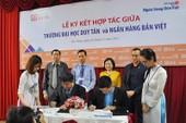 Ngân hàng Bản Việt hợp tác chiến lược với ĐH Duy Tân