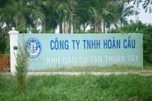 8 khu 'đất vàng' ở TPHCM của Hoàn Cầu bị siết nợ