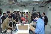 Việt Nam lần đầu tiên sản xuất thành công mực in tiền