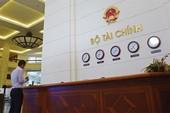 Bộ Tài chính nói về thông tin 'có hơn 180 cục trưởng'
