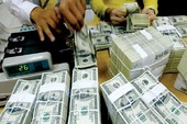 Nhà đầu tư ngoại rót 32,5 tỉ USD vào chứng khoán Việt