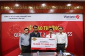 Người Việt dễ trúng Vietlott gấp 32 lần so với Mỹ ?