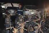 Thông tin mới vụ cháy Carina: Hùng Thanh thay tổng giám đốc