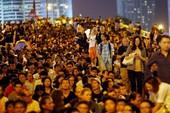 15.000 người xuống đường: Hong Kong 'tăng nhiệt' trở lại