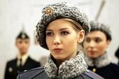 Những 'bóng hồng cầm súng' phần cuối - Nga