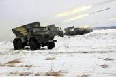 2.500 binh lính Nga tham gia tập trận lớn ở Viễn Đông