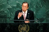 Ông Ban Ki Moon lên tiếng vụ Saudi Arabia xử tử 47 người 'tội khủng bố'