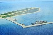 Tàu chiến Đài Loan ngang nhiên đến đảo Ba Bình