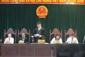 Nguyễn Xuân Sơn bị phạt tử hình, Hà Văn Thắm chung thân