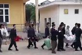 Clip: Cận cảnh thả 19 cán bộ, chiền sĩ ở Đồng Tâm