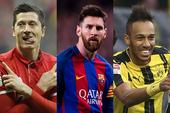 Messi dẫn đầu danh sách cuộc đua chiếc giày vàng