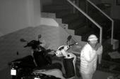 Clip: Trộm táo tợn đột nhập khu nhà ở tập thể quân đội