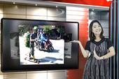 Vui Độc Lạ: Phượt xuyên Việt bằng... ván trượt