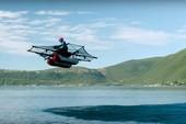 Trình làng 'xe bay' của đồng sáng lập Google