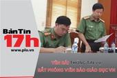 Yên Bái thông tin vụ bắt nhà báo Lê Duy Phong