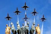Pháp khoe dàn khí tài hiện đại trong lễ duyệt binh