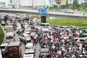 Video: Tân Sân Nhất kẹt xe kinh hoàng