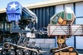 Mỹ ra mắt robot khổng lồ mới để đấu với robot Nhật