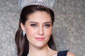 Tân Hoa hậu Hoàn vũ Thái Lan trổ tài hát tiếng Việt