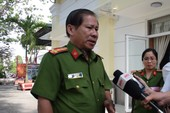 Đại tá Lê Tấn Bửu nói về nguyên nhân vụ cháy