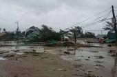 Thị xã Cửa Lò tan hoang sau bão số 10