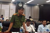 Công an Đà Nẵng trả lời vụ cấm nhà báo xuất cảnh