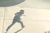 Video nghi phạm khủng bố New York cầm súng chạy khỏi xe