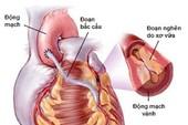 Lần đầu phẫu thuật tim mạch không cần chẻ xương ức