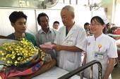 Sức khỏe của ngư dân tàu Bình Định bị tàu lạ bắn