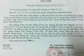Bộ Công an yêu cầu báo cáo vụ phó Phòng CSGT Đồng Nai
