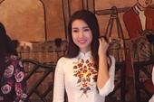 Tưng bừng 'Lễ hội áo dài' trên phố đi bộ Nguyễn Huệ