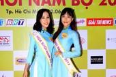 Cận cảnh dàn người đẹp Hoa khôi Nam bộ 2017