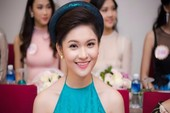 """Á hậu Thùy Dung tham gia cuộc thi """"Hoa hậu Quốc tế"""""""