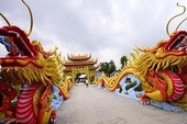 Nhà thờ tổ tiền tỉ của danh hài Hoài Linh chính thức khánh thành