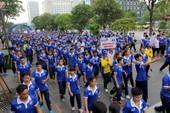 Gần 5.000 người đi bộ ủng hộ Việt Nam dự SEA Games 29