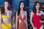 Ngắm người đẹp Hoa hậu Đại dương khoe dáng với bikini