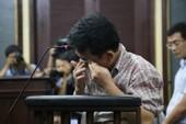 Nguyễn Minh Hùng từ thẫn thờ đến khóc ngất tại tòa