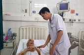 93 tuổi, cụ ông vẫn được can thiệp tim mạch thành công