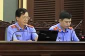 VKS bảo vệ đề nghị cấm xuất cảnh cha con ông Thanh