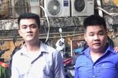 Cách kiếm tiền của hai thanh niên mới ra tù